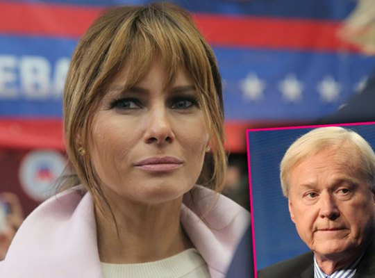 Melania Trump Fires Back Chris Matthews Slams Clintons