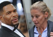 michael strahan kelly ripa feud live with michael kelly respect people interview