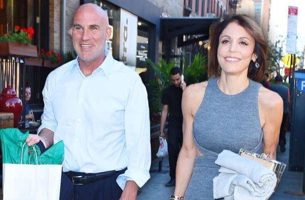 bethenny frankel dating married man dennis shields spotted nyc pics