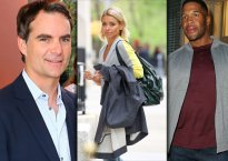 kelly ripa live michael strahan replacement jeff gordon
