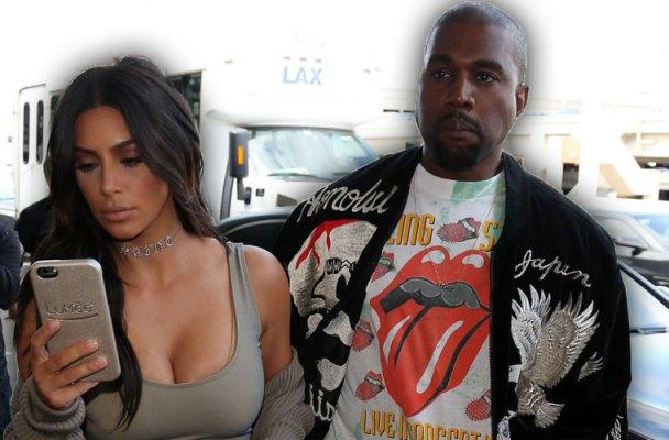 kanye west miserable kim kardashian weight loss skinny bodycon dress pics