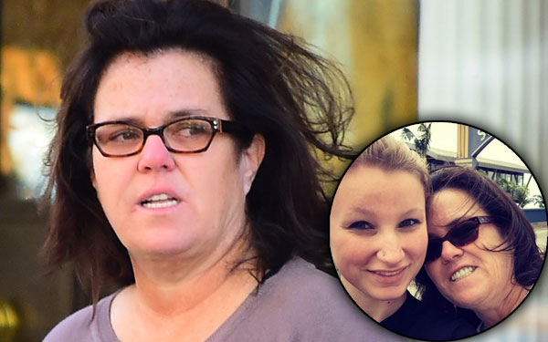 Rosie ODonnell Reunited Estranged Daughter Chelsea Relationship Trouble Pics 2