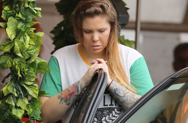 kailyn lowry javi marroquin divorce jelous twitter