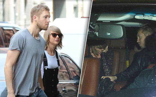 Taylor Swift Calvin Harris Breakup What Happened Reasons Pics 5