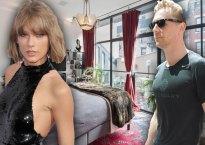 tom hiddleston taylor swift dating hotel stay nyc