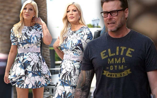 Tori Spelling Pregnant Baby Weight Gain Money Problems Pics 6