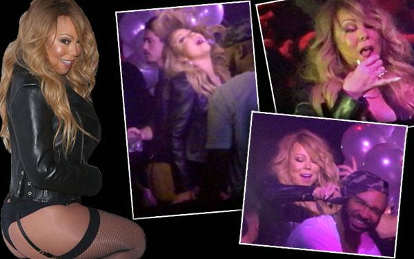 Mariah Carey Drunk Wedding Divorce Drama Pics 7