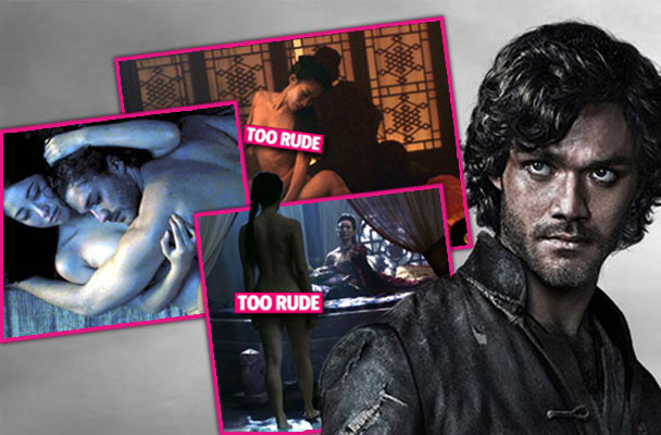 most sexiest scenes from netflix marco polo