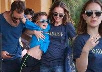 Natalie Portman Pregnant Baby Bump Rumors Marriage Problems Pics 5