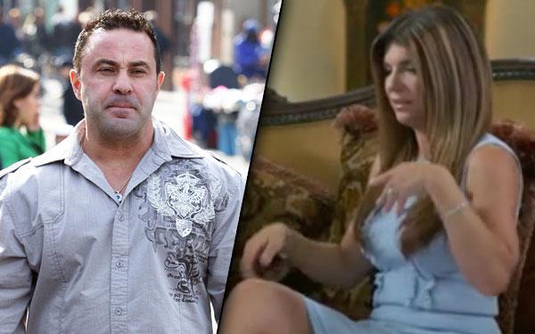 Teresa Giudice Crying GMA Joe Prison Marriage Problems Video 6