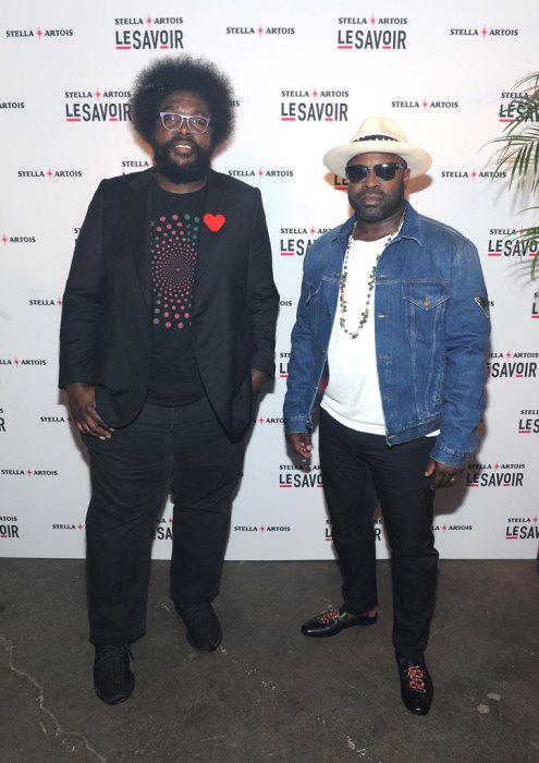 The Roots And Stella Artois Launch