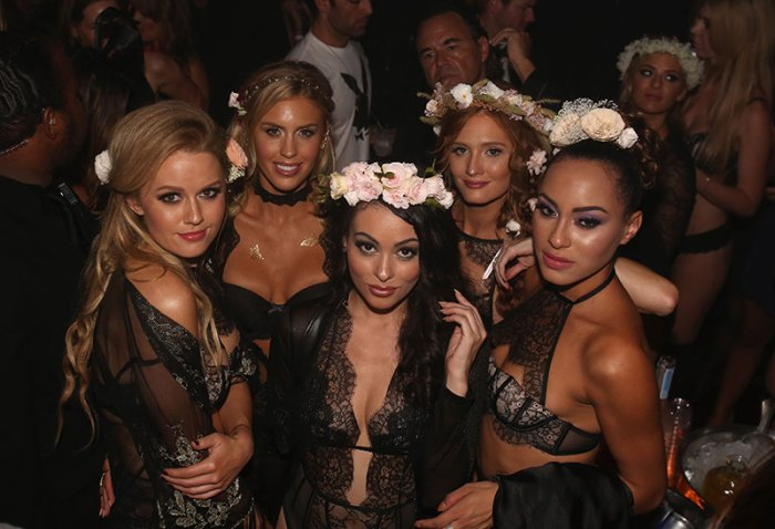 Playboy Midsummer Night's Dream At Marquee Nightclub In The Cosmopolitan Las Vegas