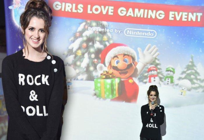 disney-channel-star-austin-ally-laura-marano-nintendo-3ds-girls-love-gaming-event-pics-8