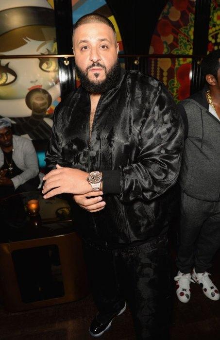 DJ Khaled Birthday Dinner HostedByHublot