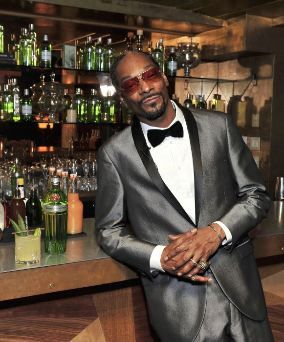 Snoop Dogg For The Launch of `The Tanqueray TEN` The Next Generation of Influencers Inspired by Gin&Juice