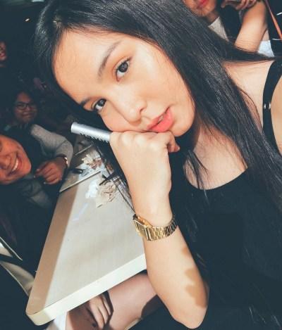 37 photos of Kyline Alcantara that show how she transformed into a beautiful teen star
