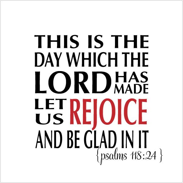 psalms 118  scripture art  printable