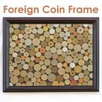 Foreign Coin Frame