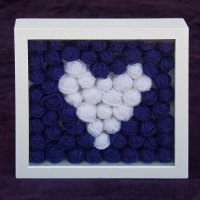 Yarn Ball Shadowbox