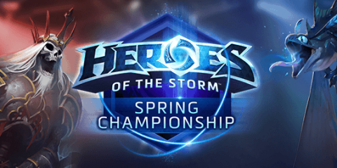 Heroes of the Storm Spring Championship