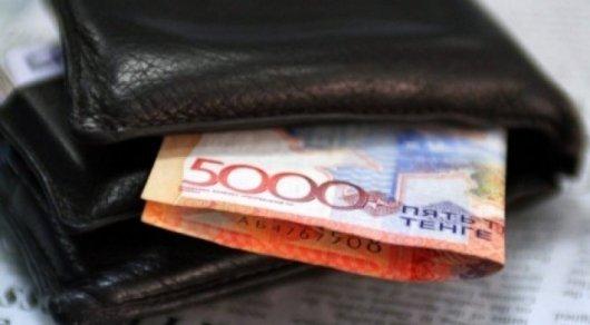 Назван размер зарплаты казахстанцев в сентябре