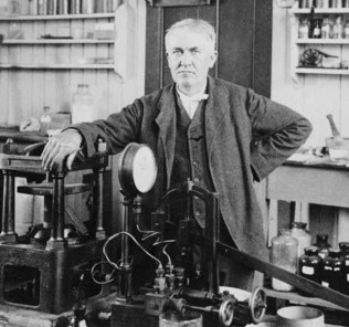 Thomas Edison - Inventor, Engineer & Entrepreneur