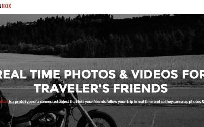 EmotionBox : Partagez les photos et vidéos de vos voyages en temps réel avec vos amis.