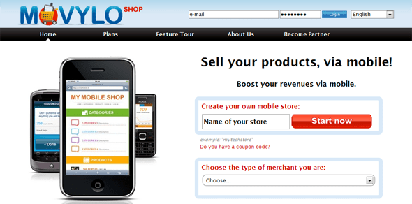 MovyloShop - Startup Featured on StartUpLift