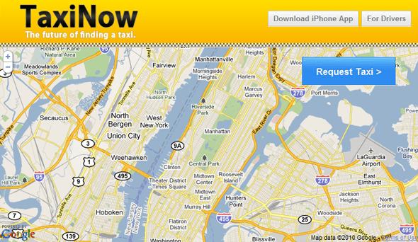 TaxiNow - Featured on StartUpLift