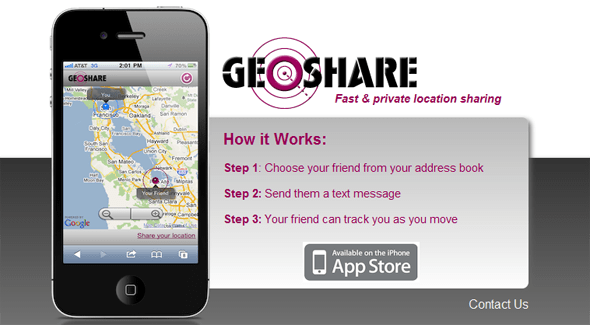 geoshare - Startup Featured on Startuplift