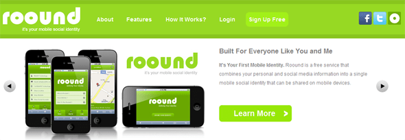 Roound - Startup Featured on StartUpLift