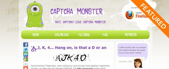 CaptchaMonster-startup-featured-on-StartUpLift