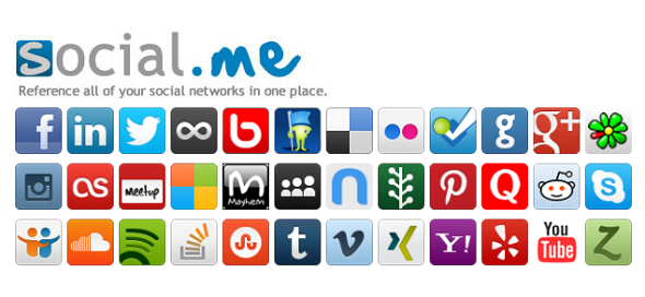 social-me - startup featured on StartUpLift for website feedback
