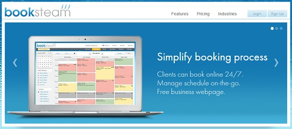 booksteam- startup featured on StartUpLift for startup feedback and website feedback
