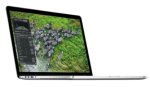 Mac Book Pro with Retina Display