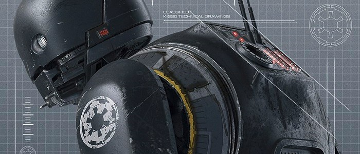 K-2SO Featured On The Final Rogue One Empire Magazine Cover. Plus A New Image