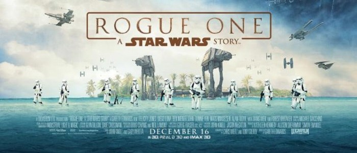 New Rogue One Poster Revealed, New Trailer Coming Tomorrow Morning!