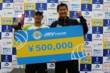 平塚のプロトレーナーがいる治療院-青木朝日優勝