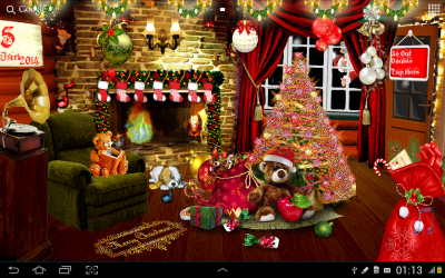 Christmas Live Wallpaper HD App Ranking and Store Data | App Annie