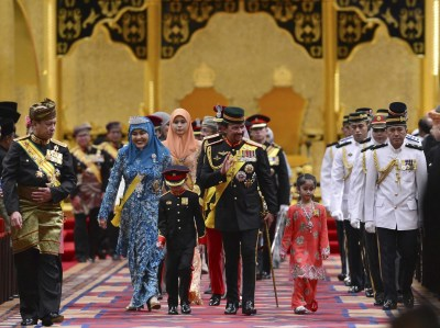 The Royals Of Brunei Lead Lives Of Almost Incomprehensible ...