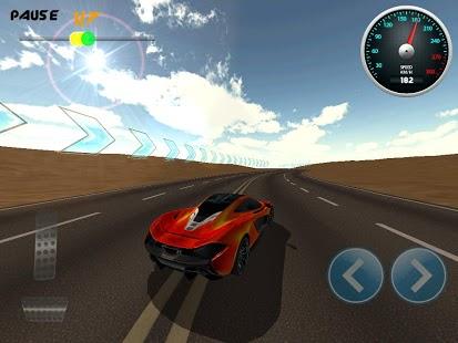 Burning Wheels 3D Racing