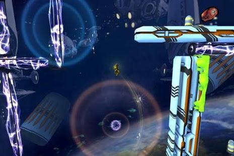 Inertia: Escape Velocity HD