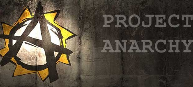 Project Anarchy - RPG