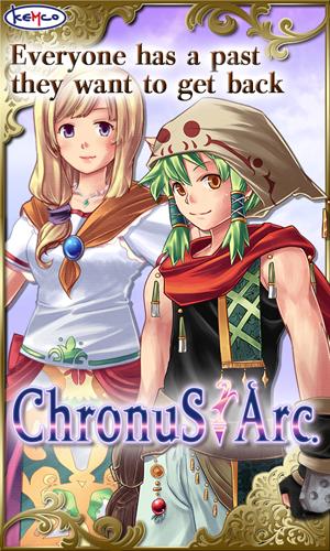 RPG Chronus Arc - KEMCO