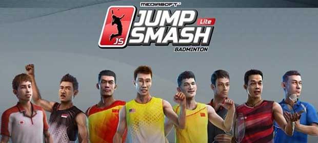 Badminton: Jump Smash