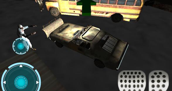 Zombie outbreak car parking 3D