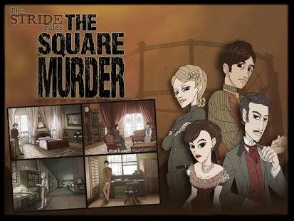 Stride Files The Square Murder