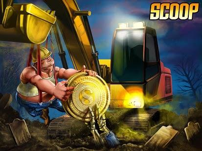 Scoop: Excavator