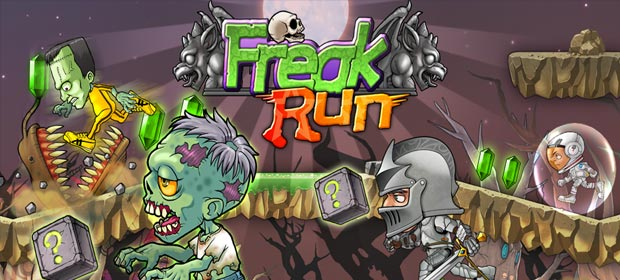 Freak Run - Free Online Race