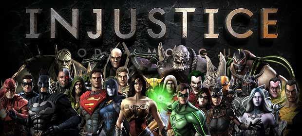 Injustice Gods:Among Us